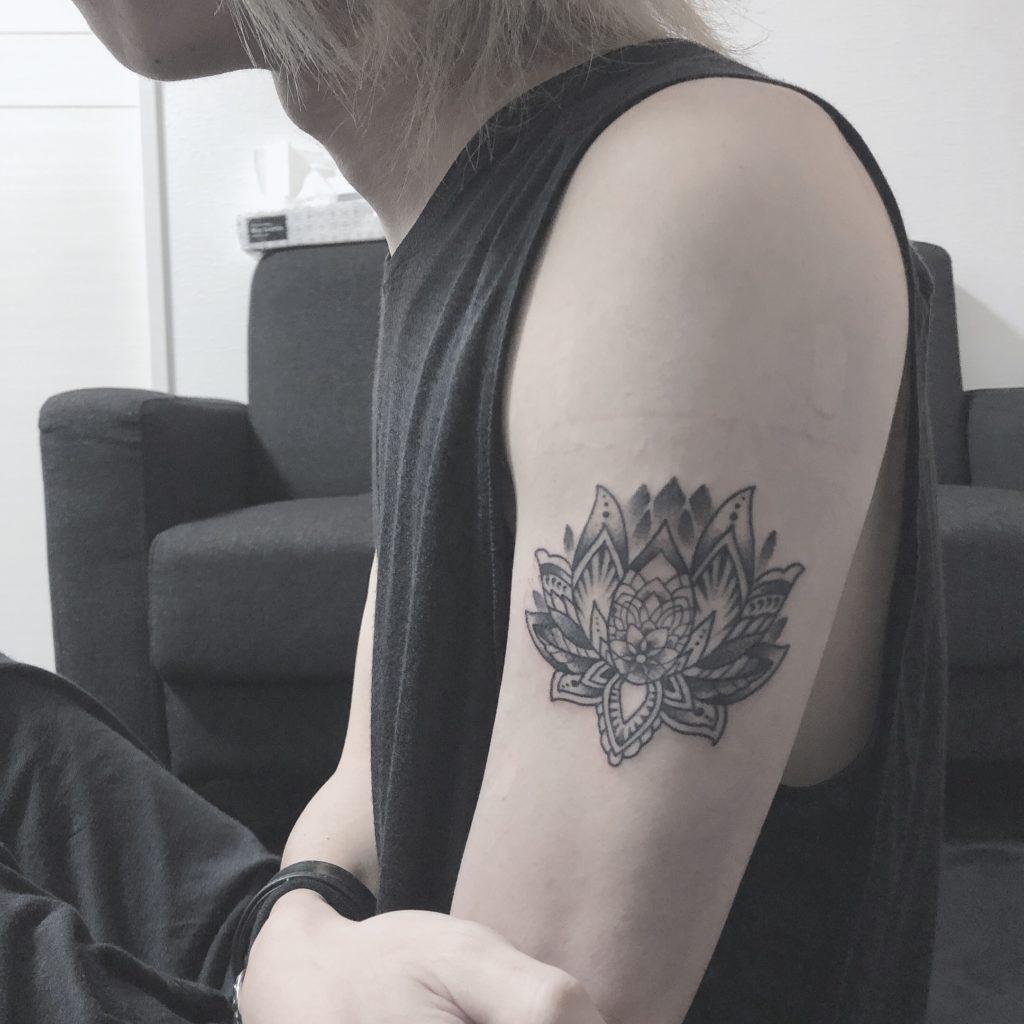 タトゥーデザイン